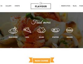 #8 untuk Build a Website for a restaurant and a one page website for a small community oleh ayanbishnu