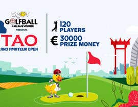 #10 cho Banner for Golf Tournament..  Thailand Amateur Open bởi azadbharati