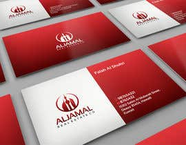 #19 para Stationery Design for AlJamal Real Estate Co. por midget