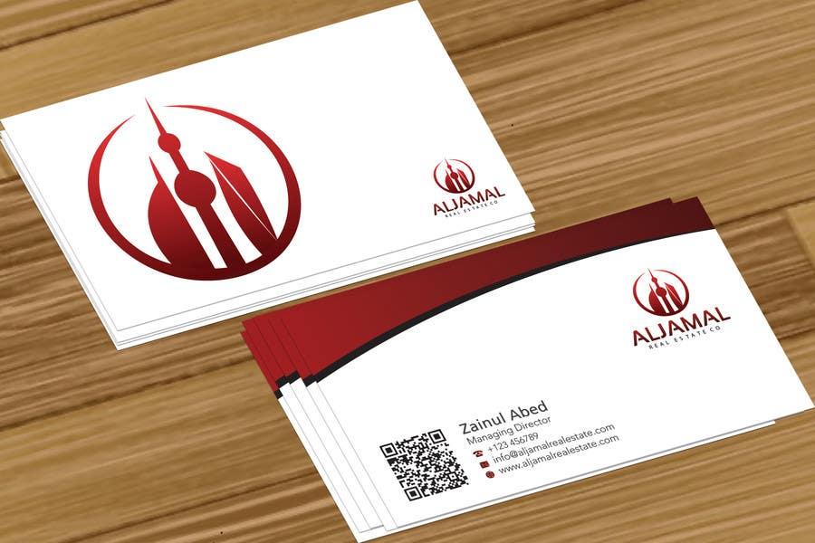 Bài tham dự cuộc thi #16 cho Stationery Design for AlJamal Real Estate Co.