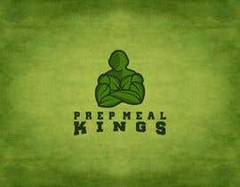 "#3 for The logo name is ""Prep Meal Kings"". We would like a unique modern look thats appealing to a fitness audience. Recommended colours can be: Gold, Black, White, Rose Gold, White and/or Red. af manhaj"