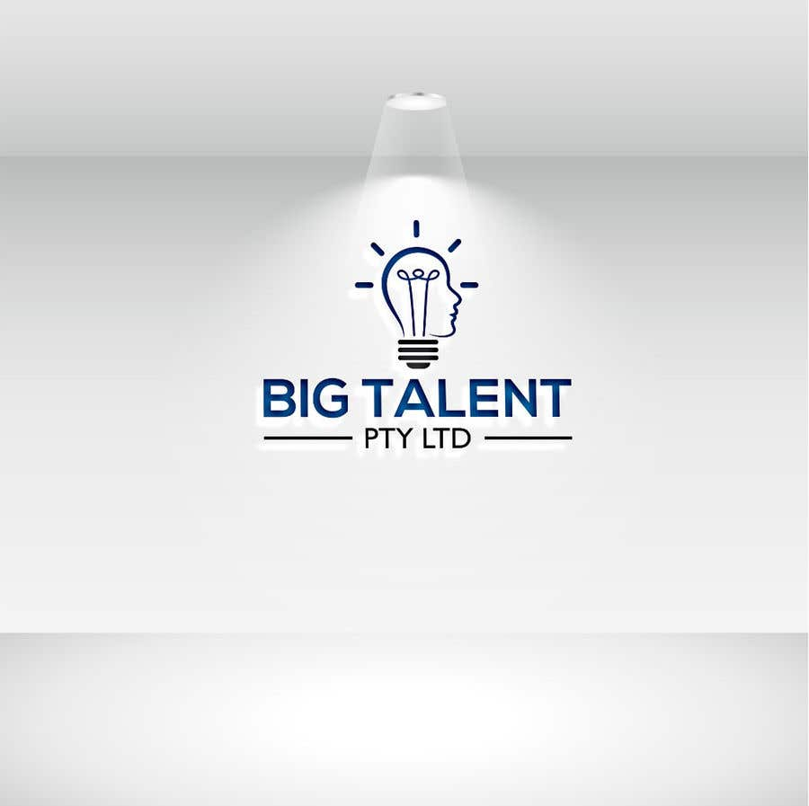 Konkurrenceindlæg #388 for Design a Logo for Big Talent Pty Ltd