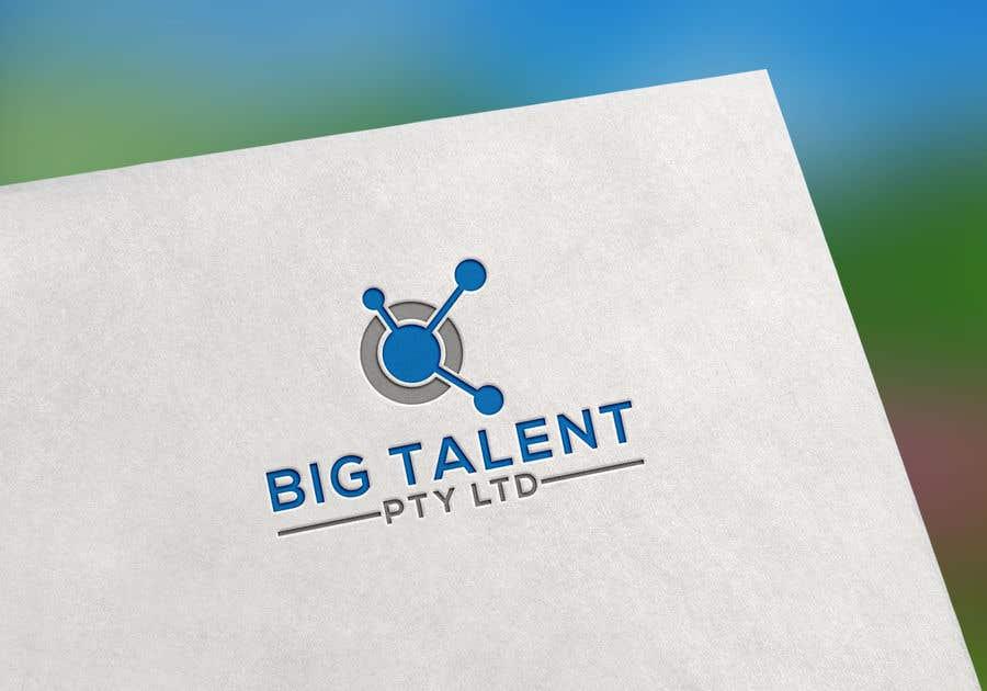 Konkurrenceindlæg #408 for Design a Logo for Big Talent Pty Ltd