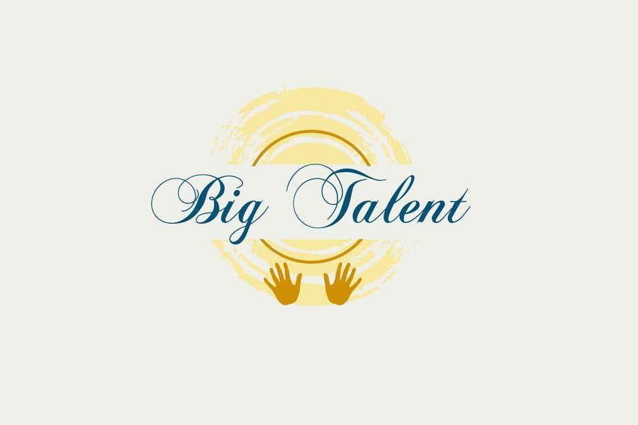 Konkurrenceindlæg #465 for Design a Logo for Big Talent Pty Ltd