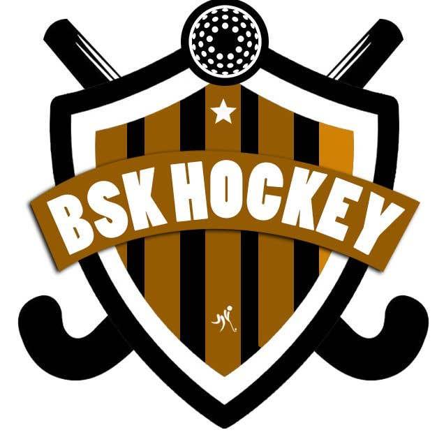 Entry 17 By Nazbeckham7 For Logo Design Hockey Tournament Freelancer