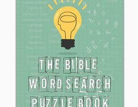 #28 for The Bible Word Search Puzzle Book Cover by DesignPeter