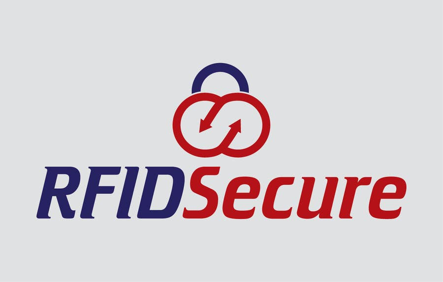 Конкурсная заявка №24 для Logo Design for RFIDSecure