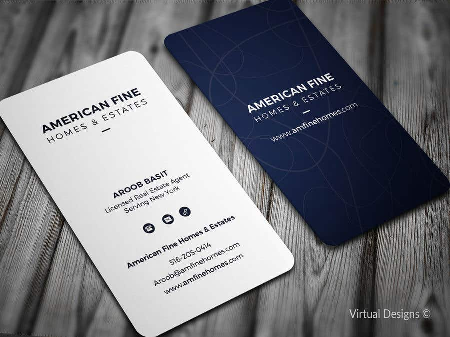 Entry #50 by Vishwa94 for Design Digital Business Cards to Send via ...