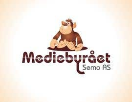 #18 para Logo Design for Mediebyrået Semo AS por sharpminds40