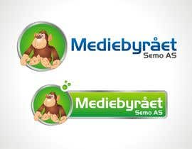 nº 20 pour Logo Design for Mediebyrået Semo AS par sharpminds40