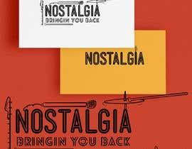 #83 untuk Nostalgia musical logo oleh mohnishrathod