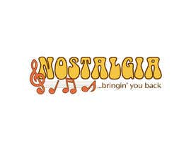#25 untuk Nostalgia musical logo oleh GriHofmann