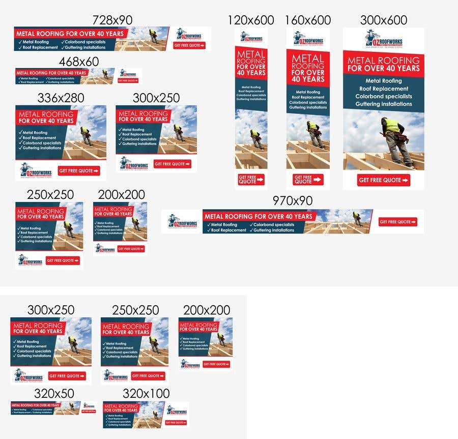 Contest Entry #18 for Design a Banners for remarketing campaign