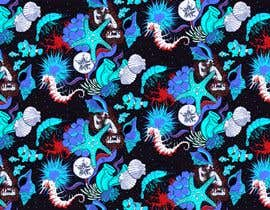 #66 untuk Create a Handrawn/Painted Seamless Pattern for Boy's/Men's Textile oleh devonharrah