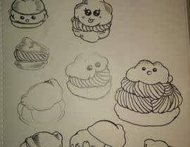 kidznon tarafından Simple children illustration - Hand drawn, sketch style için no 28