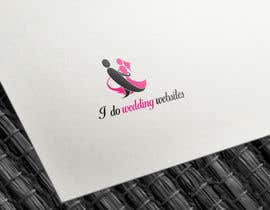 GENIUSGRAPHIC tarafından Design a Logo - ido wedding websites için no 86