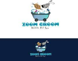 #21 cho Design a logo for a mobile pet grooming business bởi joselgarciaf1