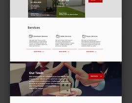#24 for Real Estate Landing Page Template by leandeganos