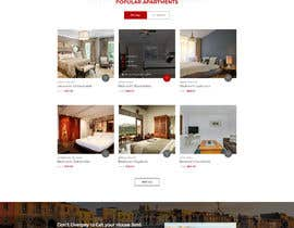 #26 for Real Estate Landing Page Template by ByteZappers