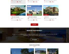 #3 for Real Estate Landing Page Template by Baljeetsingh8551