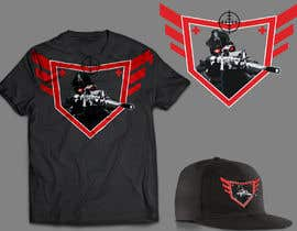 #44 untuk Design a Logo for t-shirt and/or hat oleh silviutanasuc