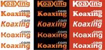 Graphic Design Contest Entry #320 for LOGO DESIGN for marketing company: Koaxing.com