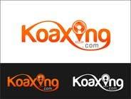 LOGO DESIGN for marketing company: Koaxing.com için Graphic Design605 No.lu Yarışma Girdisi