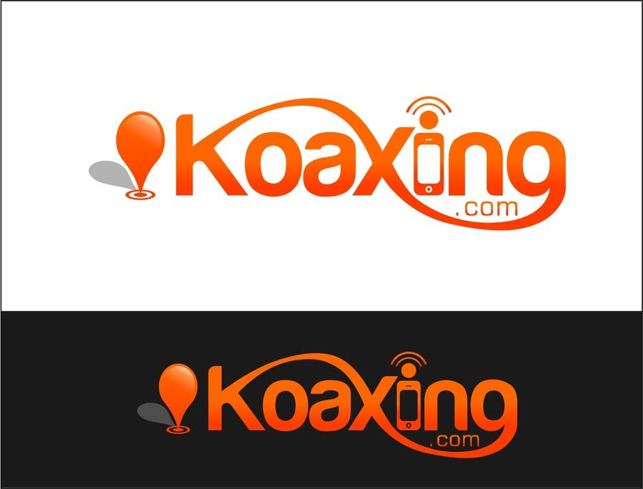 #783 for LOGO DESIGN for marketing company: Koaxing.com by arteq04