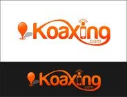 LOGO DESIGN for marketing company: Koaxing.com için Graphic Design781 No.lu Yarışma Girdisi