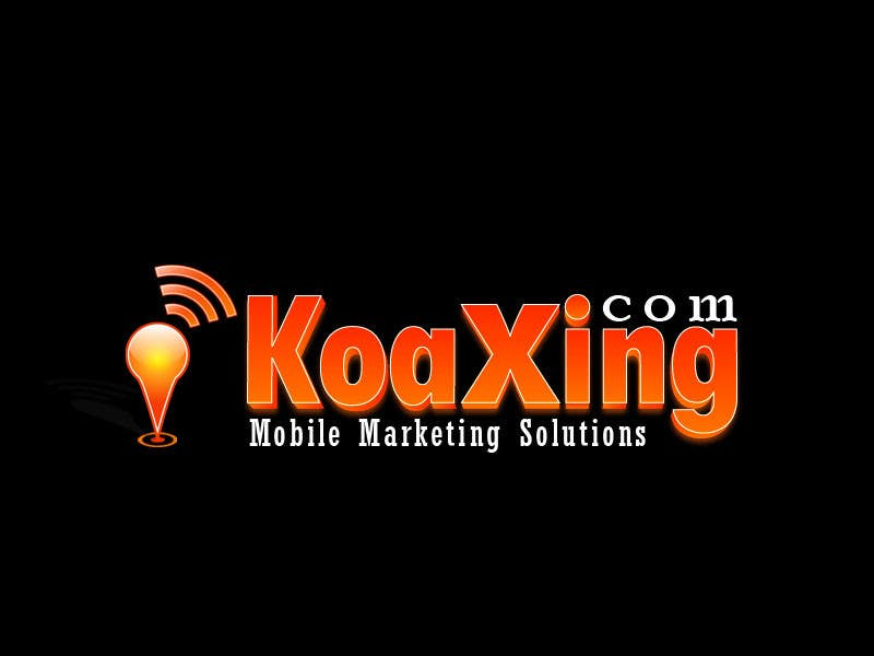 #787 for LOGO DESIGN for marketing company: Koaxing.com by mjuliakbar