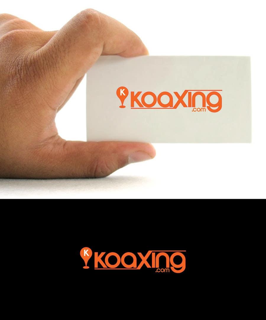Contest Entry #960 for LOGO DESIGN for marketing company: Koaxing.com