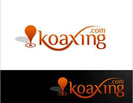 #761 for LOGO DESIGN for marketing company: Koaxing.com by nileshdilu