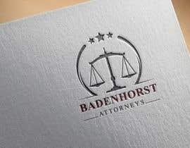 Nro 14 kilpailuun Design a Logo and Letterhead - Badenhorst Attorneys käyttäjältä Orko30