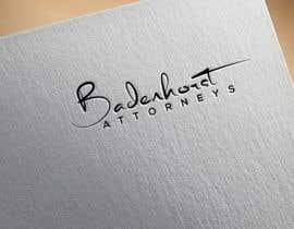Nro 15 kilpailuun Design a Logo and Letterhead - Badenhorst Attorneys käyttäjältä Beautylady