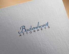 Nro 45 kilpailuun Design a Logo and Letterhead - Badenhorst Attorneys käyttäjältä Monirujjaman1977