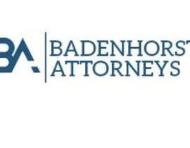 Nro 3 kilpailuun Design a Logo and Letterhead - Badenhorst Attorneys käyttäjältä beegirl