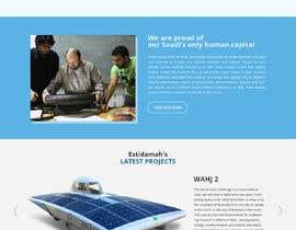 #34 for Website Design Concept (Mock UPs) by motivated83