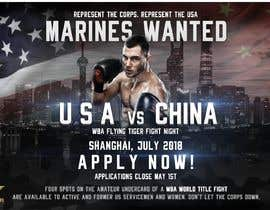 #69 for Facebook post image needed for boxing tournament by AquimaWeb