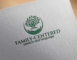#241 for Family-Centered Speech and Language Logo by graphicrivers