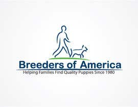 #28 para Logo Design for Breeders of America por dworker88