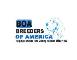 #78 para Logo Design for Breeders of America por Designerslook