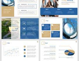 #7 for Create a professional PowerPoint Template to represent a university by hasippt