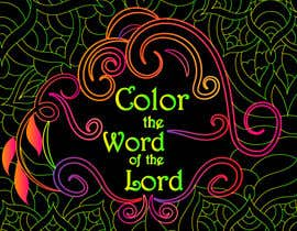 #185 for Color the Word of the Lord - Book Cover by Hifjul