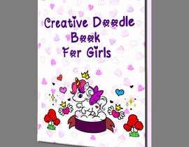 #14 για Creative Doodle Book for Girls Book Cover από Rush1995