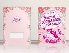 #2 για Creative Doodle Book for Girls Book Cover από rizwanmarjan