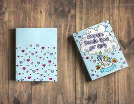 #5 για Creative Doodle Book for Girls Book Cover από ErickaAlamillo