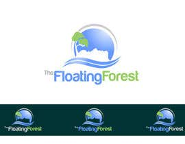 #67 para Logo Design for The Floating Forest por dimitarstoykov