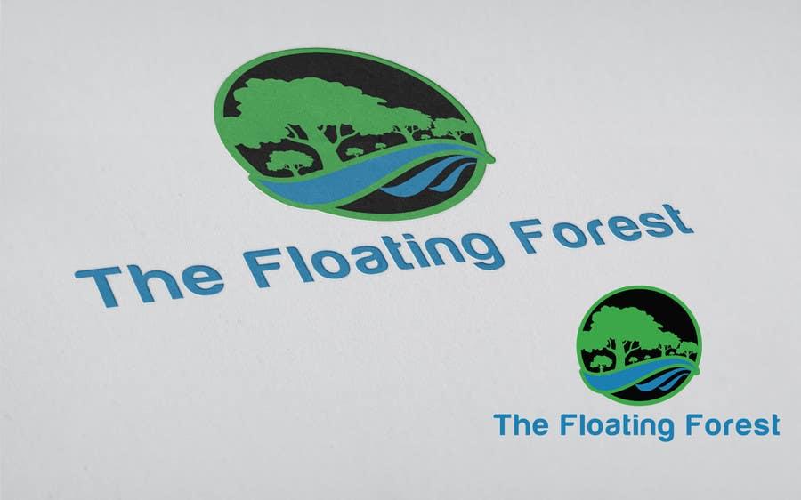 Inscrição nº 52 do Concurso para Logo Design for The Floating Forest