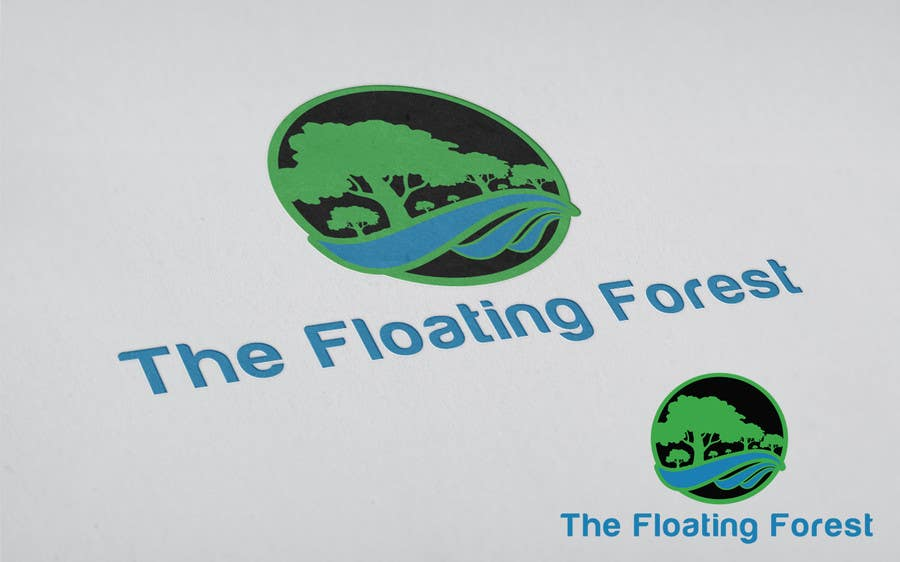 Inscrição nº 49 do Concurso para Logo Design for The Floating Forest