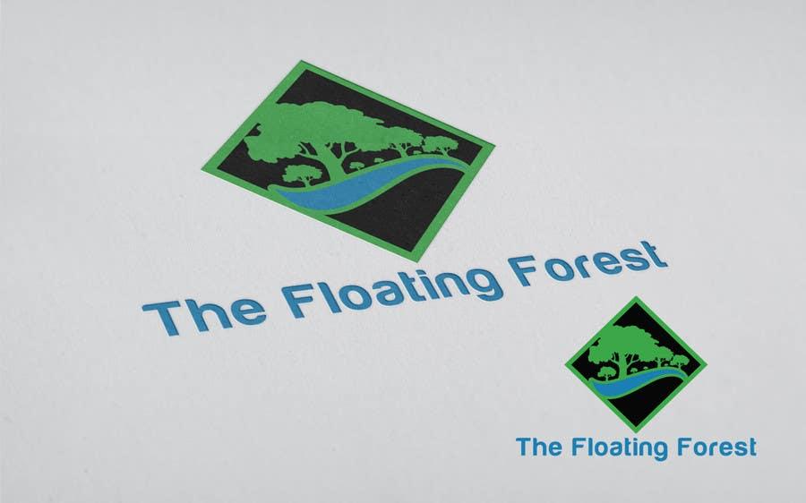 Inscrição nº 55 do Concurso para Logo Design for The Floating Forest